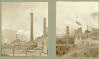 Smelting Works, Gedabey. Photo: Caucasus Photos of Siemens Family Travels 1890