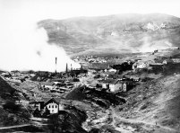 Smelting works, Gedabey, 1865. Courtesy of Siemens Corporate Archives, Munich